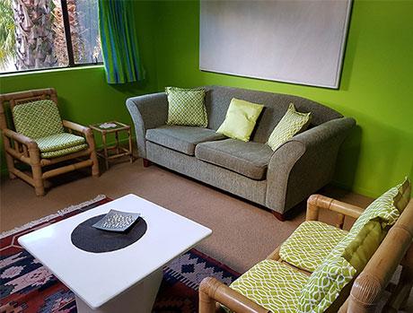 Accommodation Garden Suite